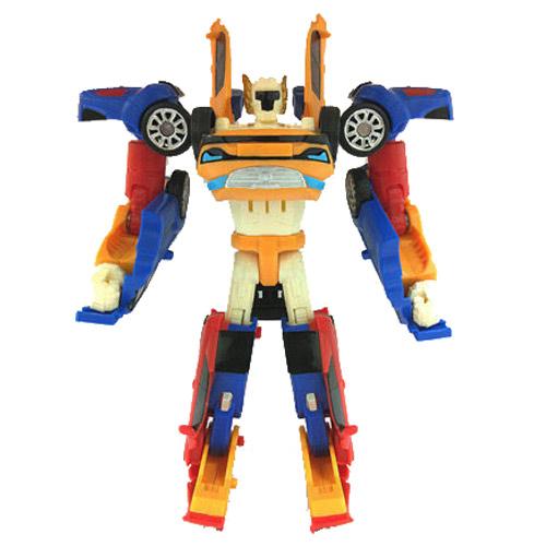 【奇買親子購物網】機器戰士TOBOT 中型 超級機器戰神