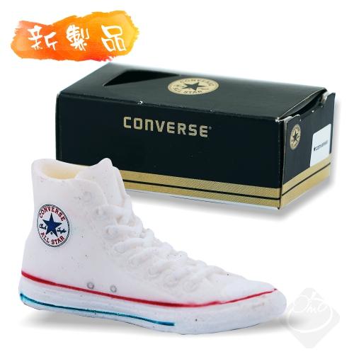 日本【Converse】造型橡皮擦(白)BH038-88/帆布鞋橡皮擦/高筒帆布鞋/經典鞋款/ALL STAR╭。☆║.Omo Omo go物趣.║☆。╮