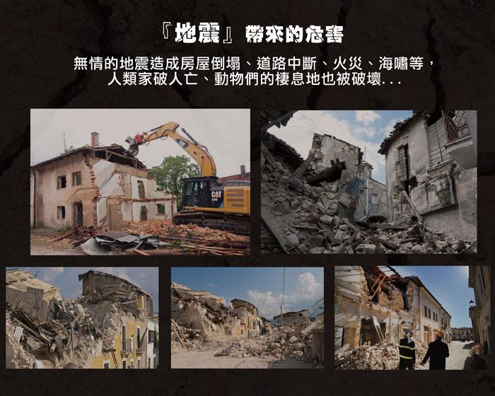 UP-432,地震警報器,警報器