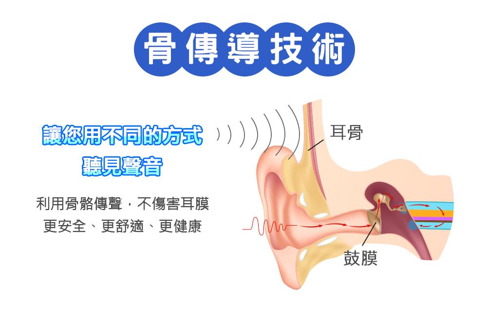 元健大和 日本耳寶 MIMITAKARA 6K44 藍牙骨導集音器 x 6K33 無線藍牙麥克風發射器