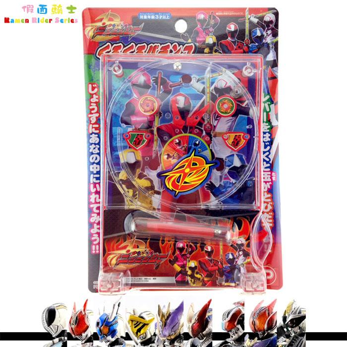 大田倉 日本進口正版 假面騎士 彈珠台玩具 掌上型 彈珠台 復古玩具 好攜帶 兒童玩具 011906