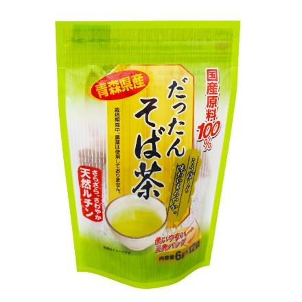【敵富朗超巿】長谷川 韃靼蕎麥茶 72g