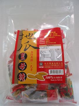 友田行~地瓜薑母糖225公克/包