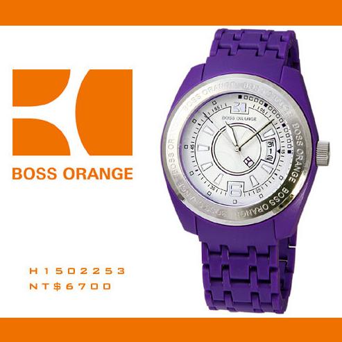 【完全計時】手錶館│BOSS輕量設計 紫羅蘭刻度設計款 H1502253 男錶/女錶