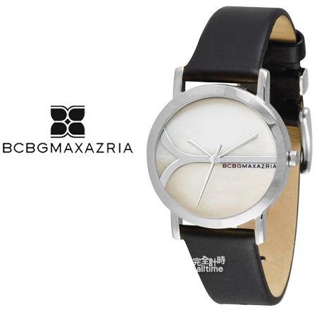 【完全計時】手錶館│BCBGMAXAZRIA 復古時光銀色風尚 簡單禮物 下殺BG6246