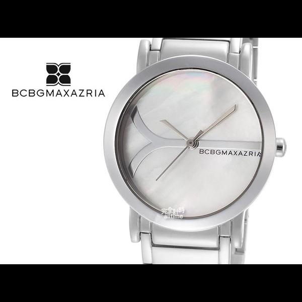 【完全計時】手錶館│BCBGMAXAZRIA 復古時光銀色風尚 極簡禮物 下殺BG8210