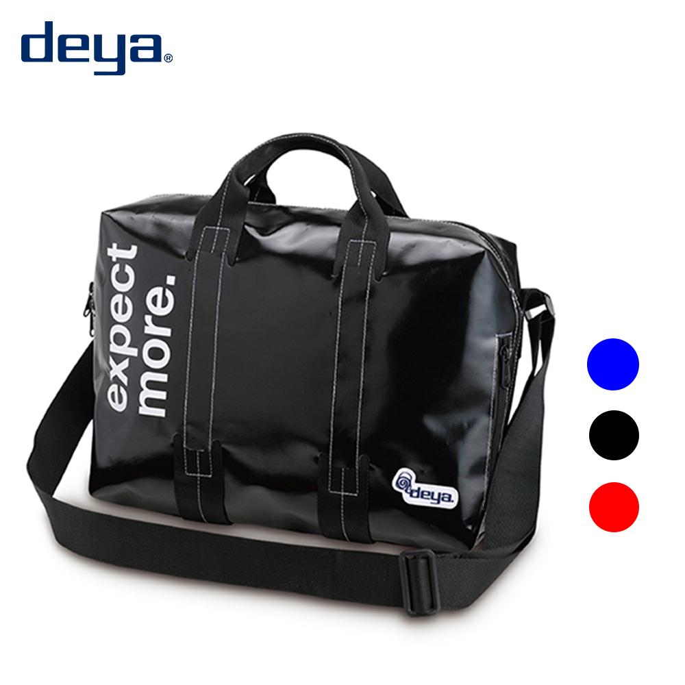 側背包-時尚簡約休閒商務包- 三色可選-男女包公事包電腦包 E110