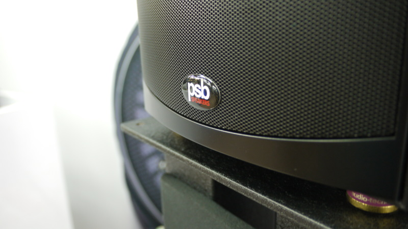 PSB Alpha B1 超值高效率喇叭 店面展示中 公司貨