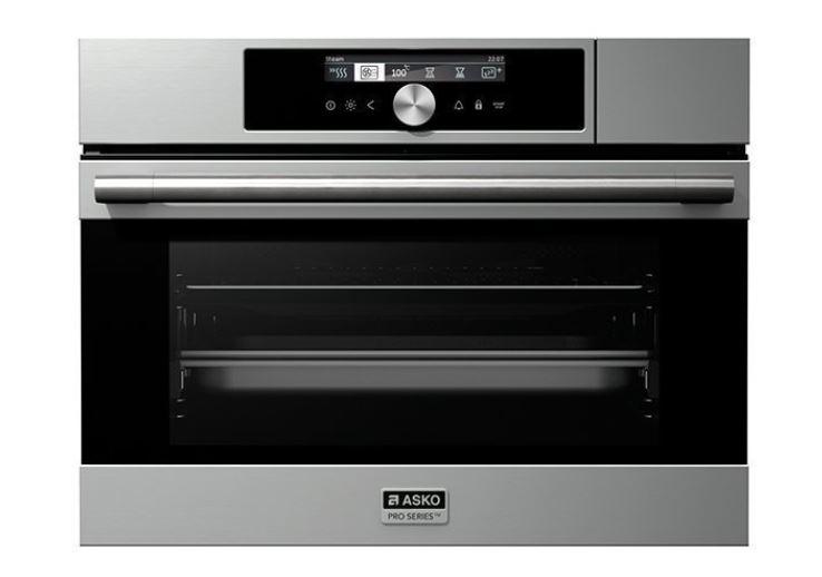 【零利率】ASKO 瑞典賽寧 OCS8456S 嵌入式蒸烤爐 ※熱線07-7428010