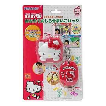 大田倉 日本進口正版商品 Hello Kitty 凱蒂貓 安全 防走失 警報器 紅色 不附電池 306974