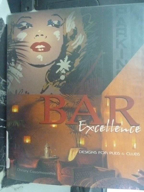【書寶二手書T4/設計_YCE】Bar Excellence: Designs for Pubs