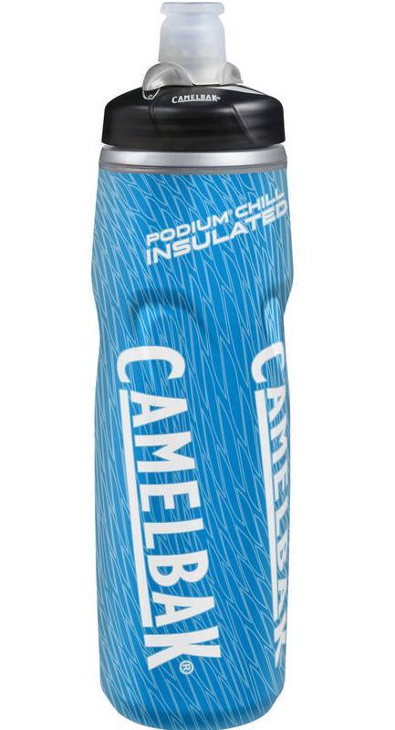Camelbak 保冷噴射水瓶/運動水壺 CB52446 750ml 礦物藍