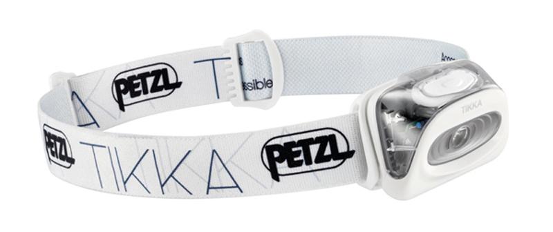 【鄉野情戶外專業】 Petzl |法國|  Tikka LED頭燈-背包客/健行/登山 白 _E93-HFE