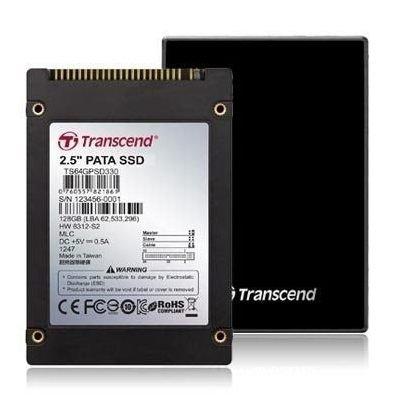 *╯新風尚潮流╭*創見 固態硬碟 SSD 64G 2.5吋IDE介面 TS64GPSD330