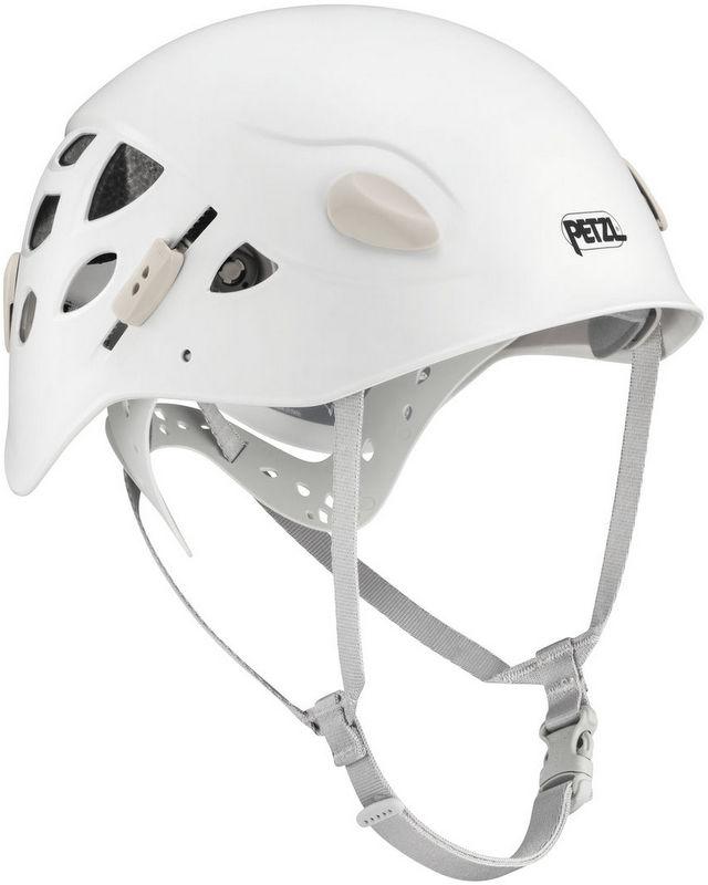 Petzl 岩盔/攀岩/溯溪 Elia 輕便安全頭盔 岩盔 安全帽 女 白 A48BW