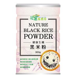 【御品能量】健康生機黑米粉360g