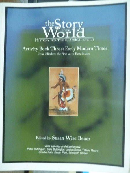 【書寶二手書T2/原文書_QAB】Story of…Book Three:Early Modern Times