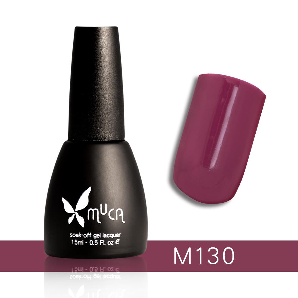 Muca沐卡 即期光撩凝膠指甲油 M130(15ml)