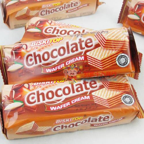 【0216零食會社】威利-巧克力夾心酥
