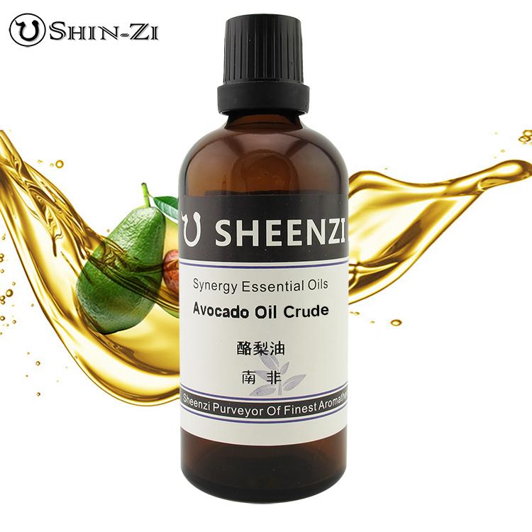 100ml / 1L / 5L 初榨酪梨油天然基礎油(南非產區) 未精製鱷梨油按摩油 植物油 SPA用油