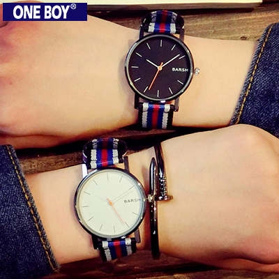『 One Boy 』【N8150】經典復刻款簡約休閒數字手錶
