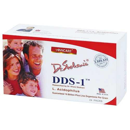 康富生技~DDS-1原味專利乳酸菌24包/盒