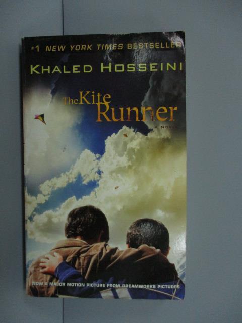 【書寶二手書T1/原文小說_MRL】The Kite Runner_Khaled Hosseini