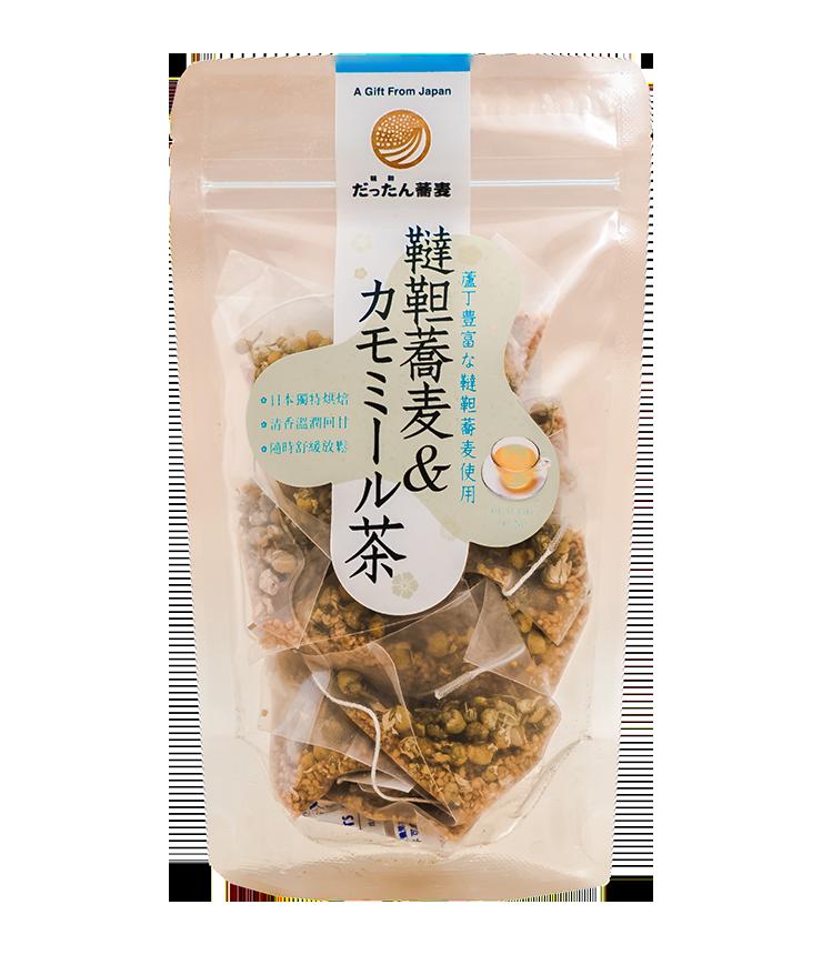 霖沃食集 l 韃靼蕎麥&洋甘菊茶(6公克x10袋)