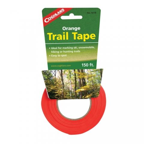 【露營趣】中和 加拿大 COGHLANS 標示警示路條 野外布條 登山布條 Orange Trail Tape 1018