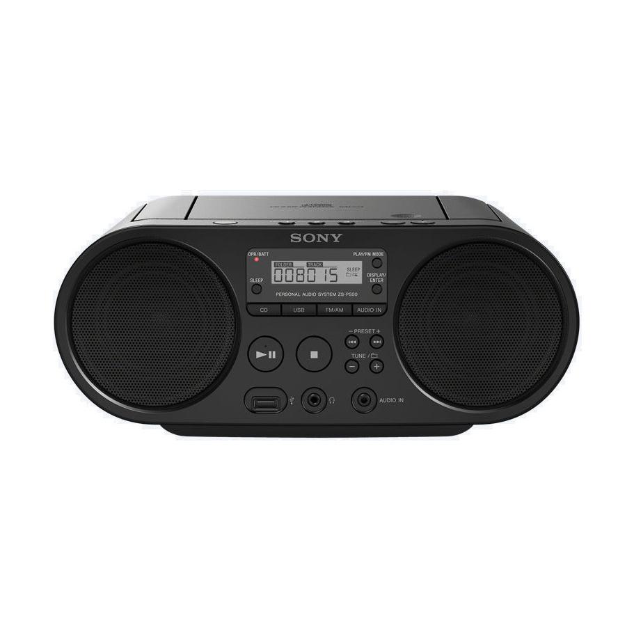 SONY MP3/USB手提音響 ZS-PS50