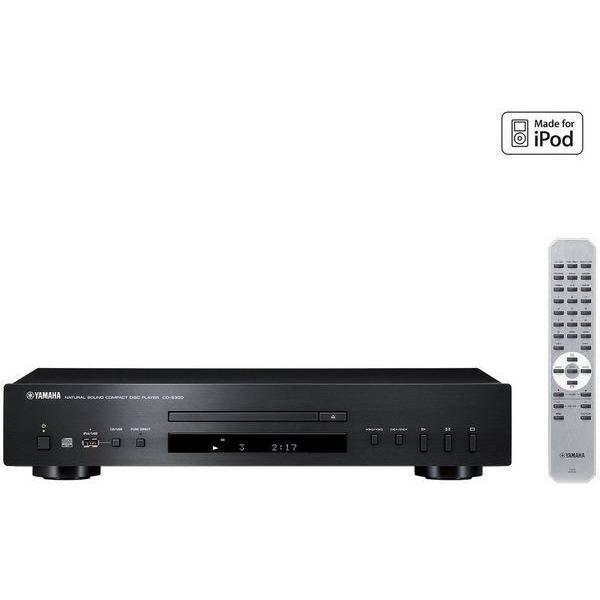 【集雅社】YAMAHA CD-S300 黑色 CD 播放機 USB iPod 多功能推薦  分期0利率 音響
