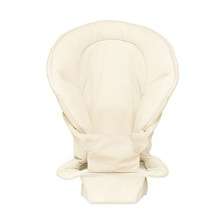 【悅兒園婦幼生活館】Combi 康貝 新生兒全包覆式內墊-鬆餅米