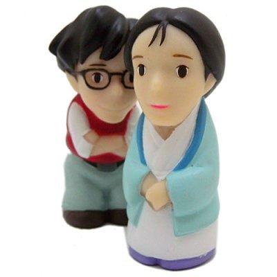 【真愛日本】12022000068   指套娃娃-草壁易子媽媽  龍貓 TOTORO 豆豆龍 指套公仔 日本帶回