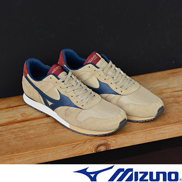 D1GA160051 (卡其X藍) MIZUNO 1906 ML87 休閒款慢跑鞋 A【美津濃MIZUNO】