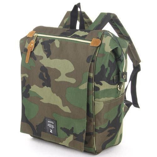日本直送 日本 ANello 最新款 大口金 翻蓋款後背包 正版商品