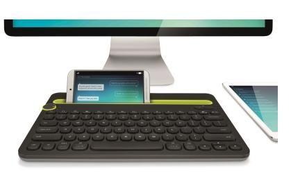 羅技 Logitech K480 藍芽多功鍵盤