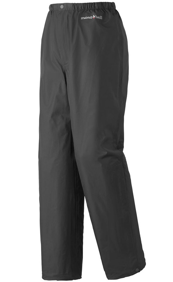 Mont-Bell 登山雨褲/防水透氣 Thunder Pass 女款 1128347