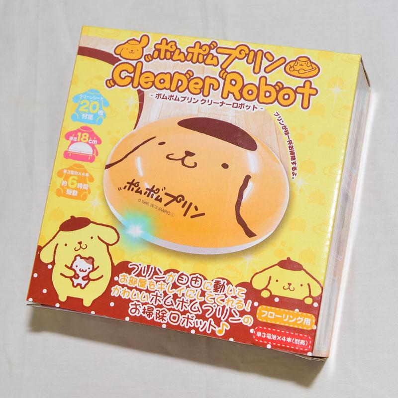 布丁狗 糖果掃地機器人 玩具也會真的掃地 日本帶回正版品