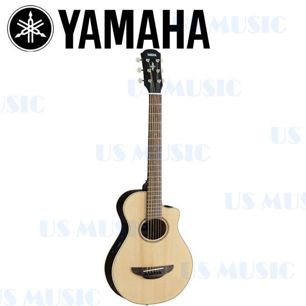【非凡樂器】YAMAHA 山葉 APXT2 34吋旅行電木吉他 原木款 / 贈超值配件包