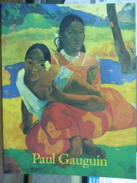 【書寶二手書T9/藝術_PMK】Paul Gauguin_Ingo F Walther