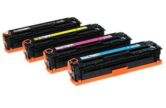 【非印不可】HP CB543A 紅色 (單支) 相容環保碳匣 適用CP1300/CP1215/1510/1515n/1518ni  CM1312mfp/CM1512mfp
