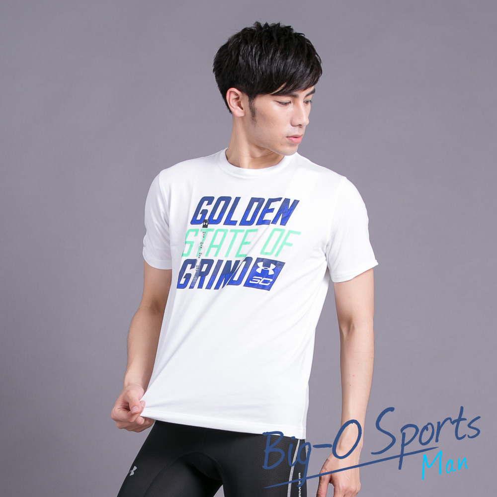 UA  Under Armour 男子SC30 State Of Grind T恤  男 1271989100 Big-O Sports