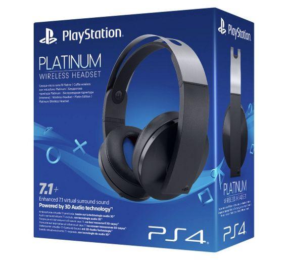預購中 2017年1月上市 公司貨 一年保固 [PS4 周邊] PlayStation 4 無線耳機組(CECHYA-0090)