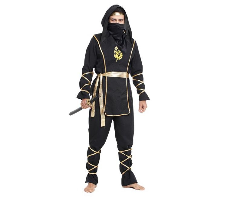 M-0096大人武術忍者化裝舞會表演造型派對服