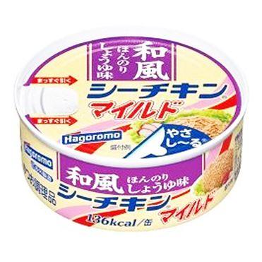 羽衣和風鰹魚罐[醬油] (60g)