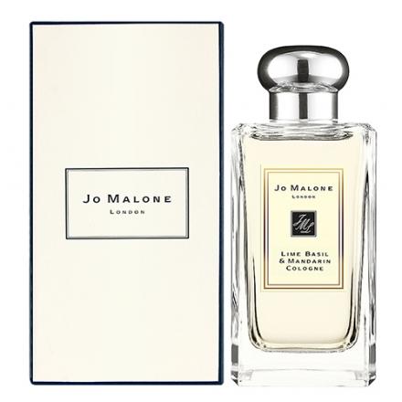 英國 JO MALONE 青檸羅勒與柑橘淡香水 100ML ☆真愛香水★
