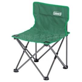 [ Coleman ] CM3101JM000 吸震折椅/小型露營折疊椅 草原綠/台北山水