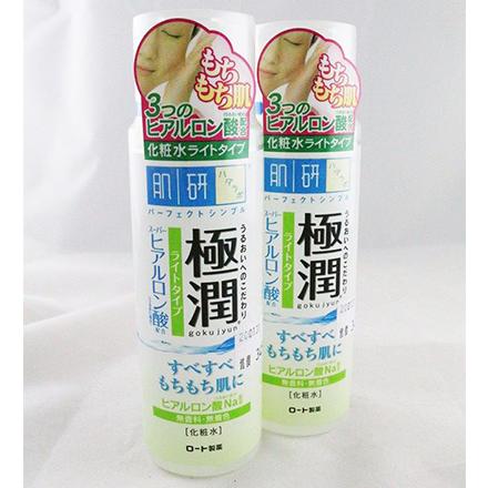 【敵富朗超巿】ROHTO保濕化妝水-清爽型