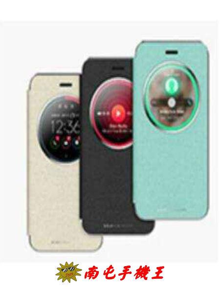 @南屯手機王@ ASUS ZenFone 3 ZE520KL 智慧透視皮套 宅配免運費