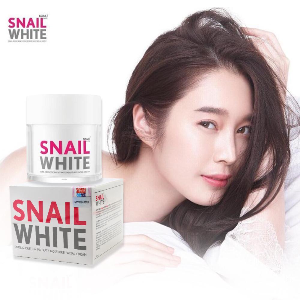 代購現貨 泰國正品 SNAIL WHITE 蝸牛霜 IF0146